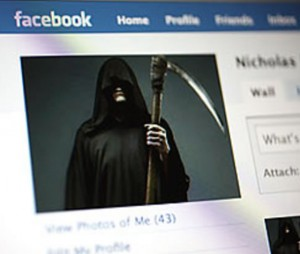 What happens to your Facebook profile when you die? [infographic]