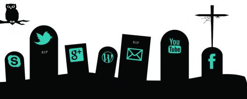 Changing responses to death in the digital age