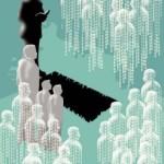 Users virtually immortal on social media