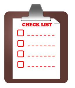 A checklist for the executor of a digital estate