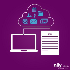 Estate Planning: Protecting Your Digital Assets | Ally Bank Straight Talk Blog
