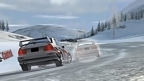 Teenage son discovers his deceased father's ghost car in Xbox rally game
