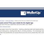 Assets online? Plan your estate for the digital age