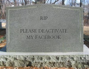 Death in the Digital World