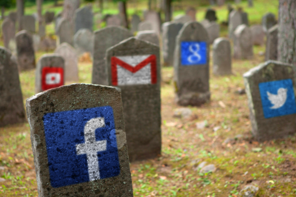 What happens to your online life when you die?