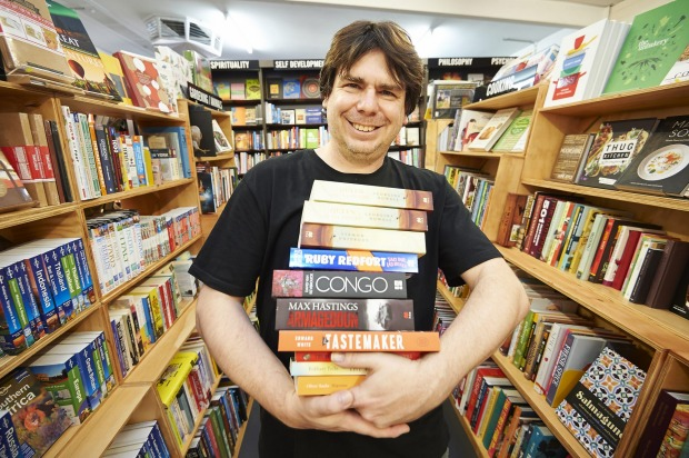 Unlikely saviours as bookshops win battle to stay in business