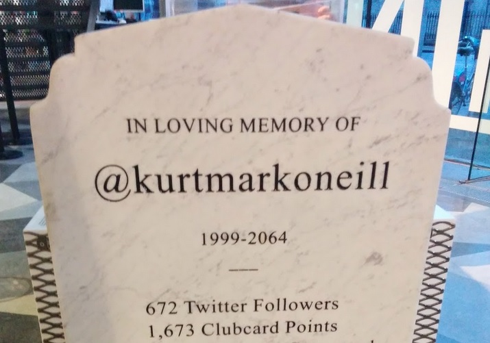 Memorializing Your Digital Afterlife