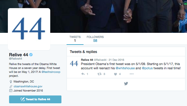 Here's What The White House Will Do With Everything Obama Tweeted