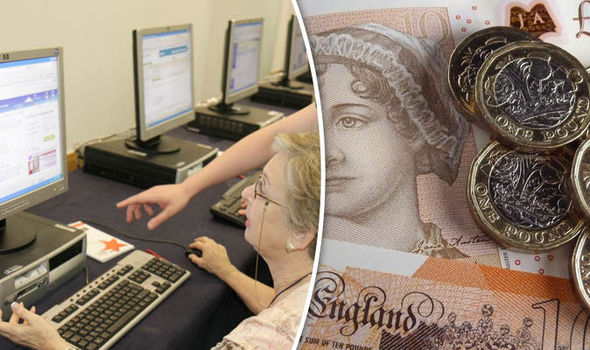 Brits loose THOUSANDS of pounds as many fail to tell families about their online savings
