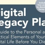 Leaving a digital legacy: new book outlines how to shape your online footprint after you're gone