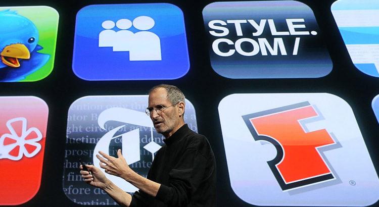 Celebrity Estates: Steve Jobs and Planning for Digital Assets