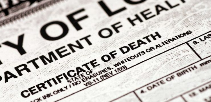 Medici Ventures Makes Move to Create Digital Death Certificates