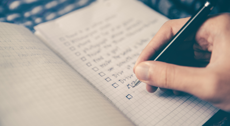 Digital Estate Planning Checklist
